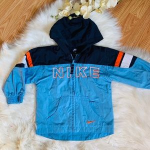 Vintage. Nike 3T boys Vintage Zip up jacket